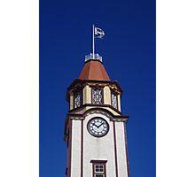 Old Post Office, Rotorua Photographic Print