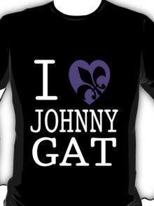 I <3 JOHNNY GAT - saints row T-Shirt