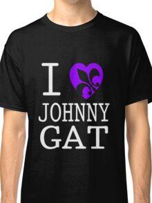 I <3 JOHNNY GAT - saints row Classic T-Shirt