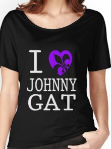 I <3 JOHNNY GAT - saints row Women's Relaxed Fit T-Shirt