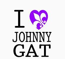 I <3 JOHNNY GAT - saints row white Unisex T-Shirt