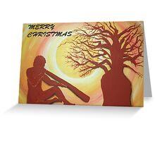 BOAB CHRISTMAS TREE Greeting Card