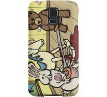 Teddy Bear and Bunny - The Price Of Freedom Samsung Galaxy Case/Skin