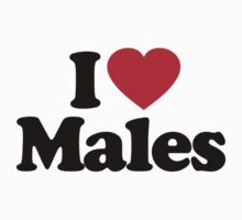 I Love Males by iheart