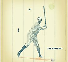Babe Ruth by homework