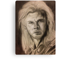 God Of Thunder Canvas Print