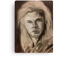 God Of Thunder Canvas Print