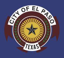 El Paso, Texas Flag by cadellin