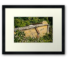 All Aboard Marines  Framed Print