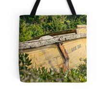 All Aboard Marines  Tote Bag