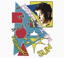 New Order True Faith Morning Sun shirt by Shaina Karasik