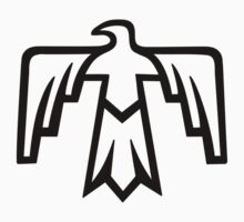 Thunderbird - Native Americans - most powerful of all spirits Kids Clothes