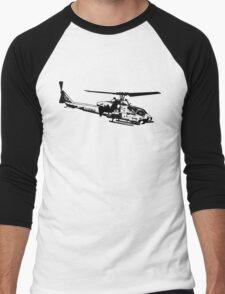AH-1 SuperCobra Men's Baseball ¾ T-Shirt