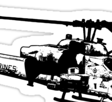 AH-1 SuperCobra Sticker