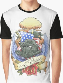 Ad Victoriam Graphic T-Shirt