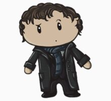 Sherlock | Benedict Cumberbatch [without text] Kids Tee