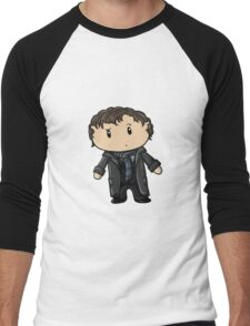 Sherlock | Benedict Cumberbatch [without text] Men's Baseball ¾ T-Shirt