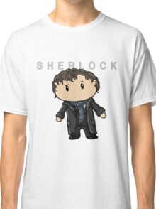 Sherlock | Benedict Cumberbatch [with text] Classic T-Shirt