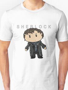 Sherlock   Benedict Cumberbatch [with text] T-Shirt