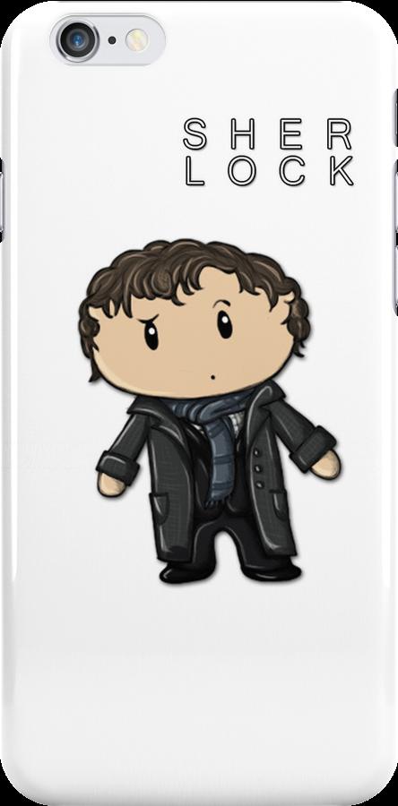 Sherlock | Benedict Cumberbatch [with text] by sebabybaby