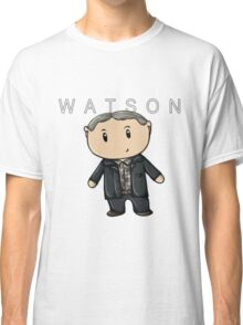 Watson | Martin Freeman [with text] Classic T-Shirt