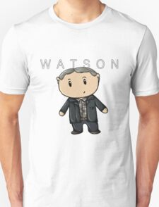 Watson | Martin Freeman [with text] T-Shirt