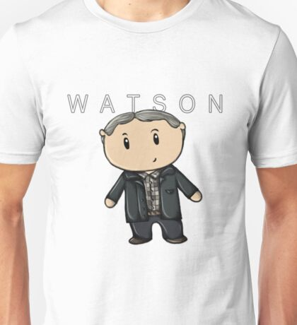 Watson | Martin Freeman [with text] Unisex T-Shirt