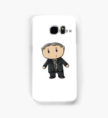 Watson | Martin Freeman [with text] Samsung Galaxy Case/Skin