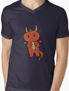 Smaug | Dragon [without text] Mens V-Neck T-Shirt