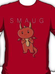 Smaug | Dragon [with text] T-Shirt