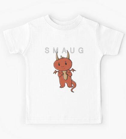 Smaug | Dragon [with text] Kids Tee