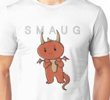 Smaug | Dragon [with text] Unisex T-Shirt
