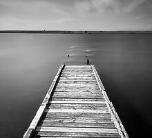 The Old Jetty by Chris Frost Photography