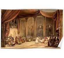 Colonial Calcutta Festival Poster
