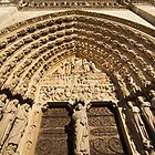 PORTAL OF THE LAST JUDGEMENT by Ladedadeda