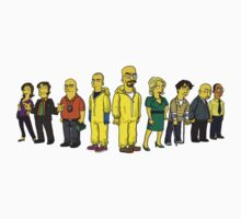 Breaking Bad by Simpsonized