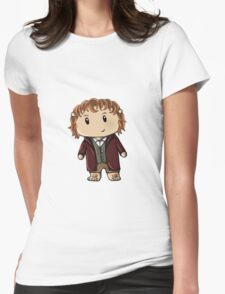 Bilbo | Martin Freeman [without text] Womens Fitted T-Shirt