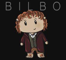 Bilbo   Martin Freeman [with text] Kids Clothes