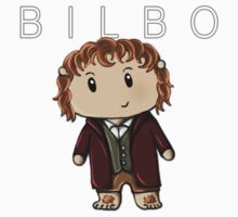 Bilbo | Martin Freeman [with text] Kids Clothes
