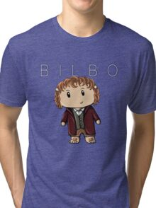 Bilbo | Martin Freeman [with text] Tri-blend T-Shirt