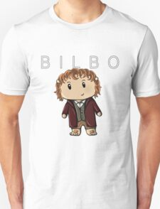 Bilbo | Martin Freeman [with text] T-Shirt