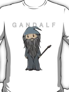 Gandalf | Ian McKellen [with text] T-Shirt