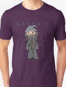 Gandalf | Ian McKellen [with text] T-Shirt