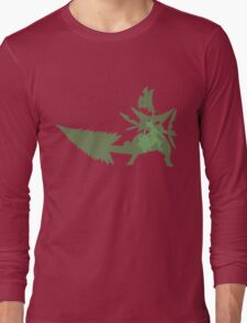 Sceptile Long Sleeve T-Shirt