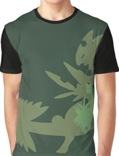 Sceptile Graphic T-Shirt