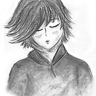 Boy in Charcoal by Yentuoc