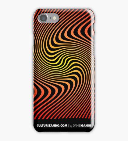 Espiral Cinético By Daniel Gangi iPhone Case/Skin