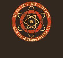 1950's Retro Atom Power T-Shirt Unisex T-Shirt