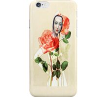 Rose in Winter iPhone Case/Skin