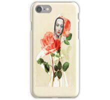 Rose in Winter iPhone Case/Skin
